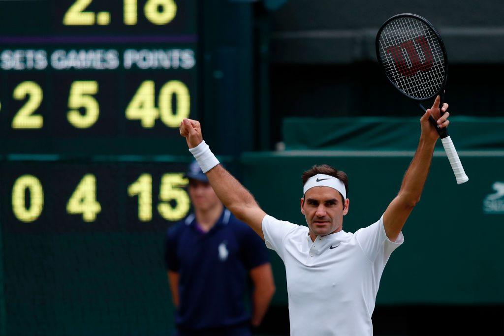 Boris Becker hails Roger Federer as the greatest of all time after reaching Wimbledon final