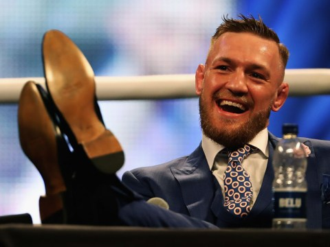 Dana White admits Conor McGregor is 'not a boxer' after watching him train for Floyd Mayweather fight
