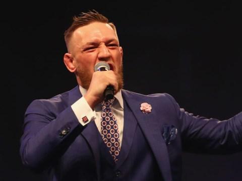 Conor McGregor responds to explosive Floyd Mayweather racism accusations