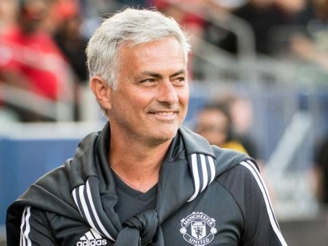 I couldn't be happier with Romelu Lukaku, admits Jose Mourinho