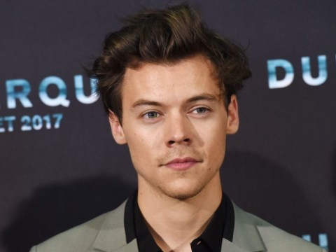 Harry Styles denies having 'six times more bodyguards than Tom Hardy and Cillian Murphy for Dunkirk promo tour'