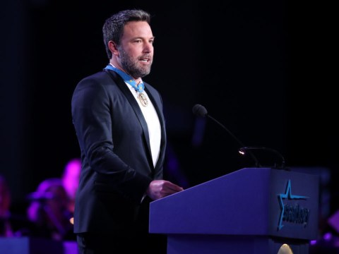 Ben Affleck reflects on meeting a 7-year-old rape victim: 'Words like courage take new meaning'