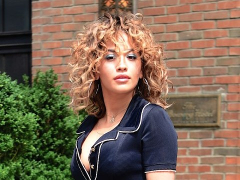 Rita Ora mocked after making it obvious she bought her own single