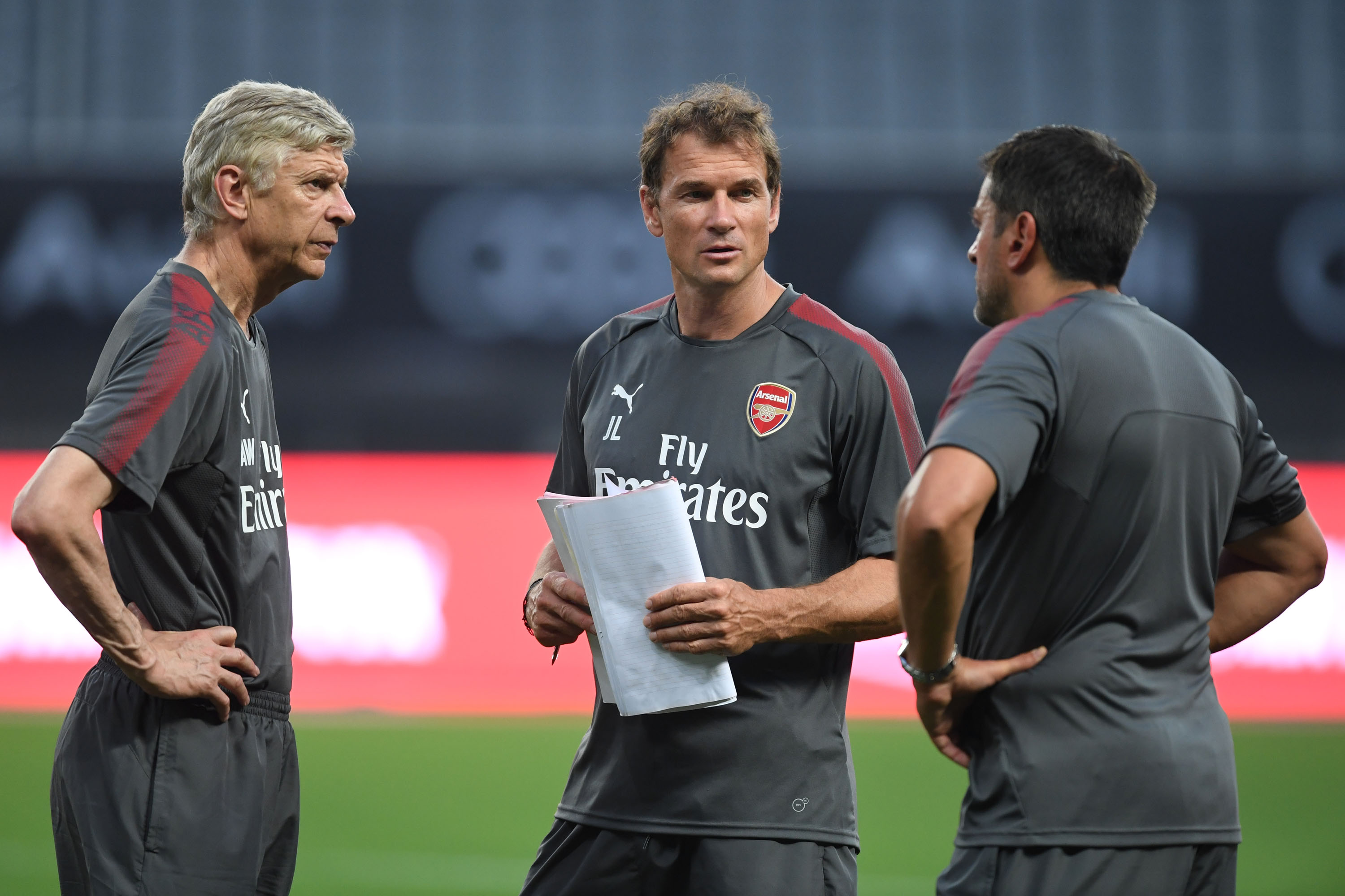 Arsenal will benefit from Jens Lehmann discipline, says Robert Pires