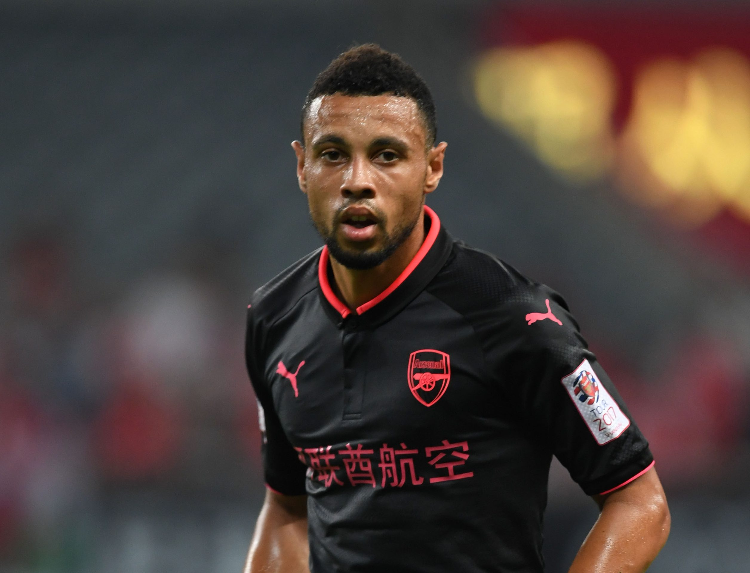 Arsenal's Francis Coquelin praises Chris Willock for sealing Benfica transfer