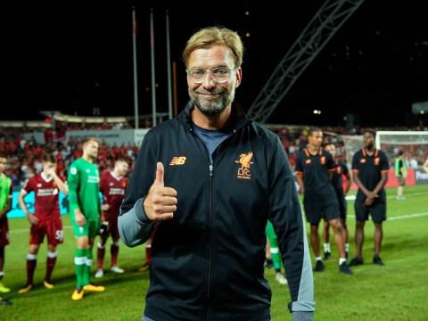 Liverpool not afraid of spending big in the transfer market, says Jurgen Klopp