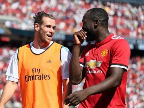 Real Madrid star Gareth Bale backs Romelu Lukaku to thrive at Manchester United