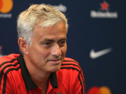 Manchester United's pre-season centre-back pairings suggest Jose Mourinho is not thinking what everyone else is