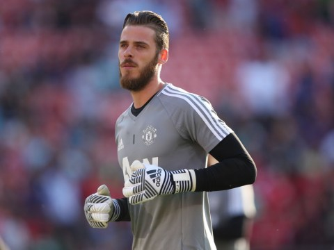 Sergio Romero insists he doesn't want David De Gea to leave Manchester United for Real Madrid
