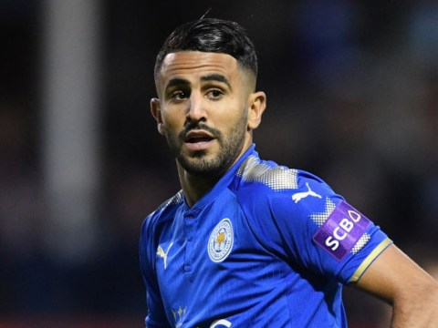 Riyad Mahrez leaves Algeria camp after offers from Arsenal, Chelsea and Barcelona