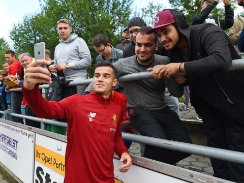 Jurgen Klopp delivers clear message to Barcelona that Philippe Coutinho won't be sold