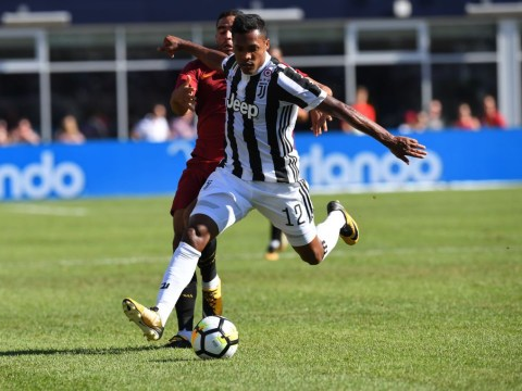 Massimiliano Allegri insists Chelsea transfer target Alex Sandro will not be leaving