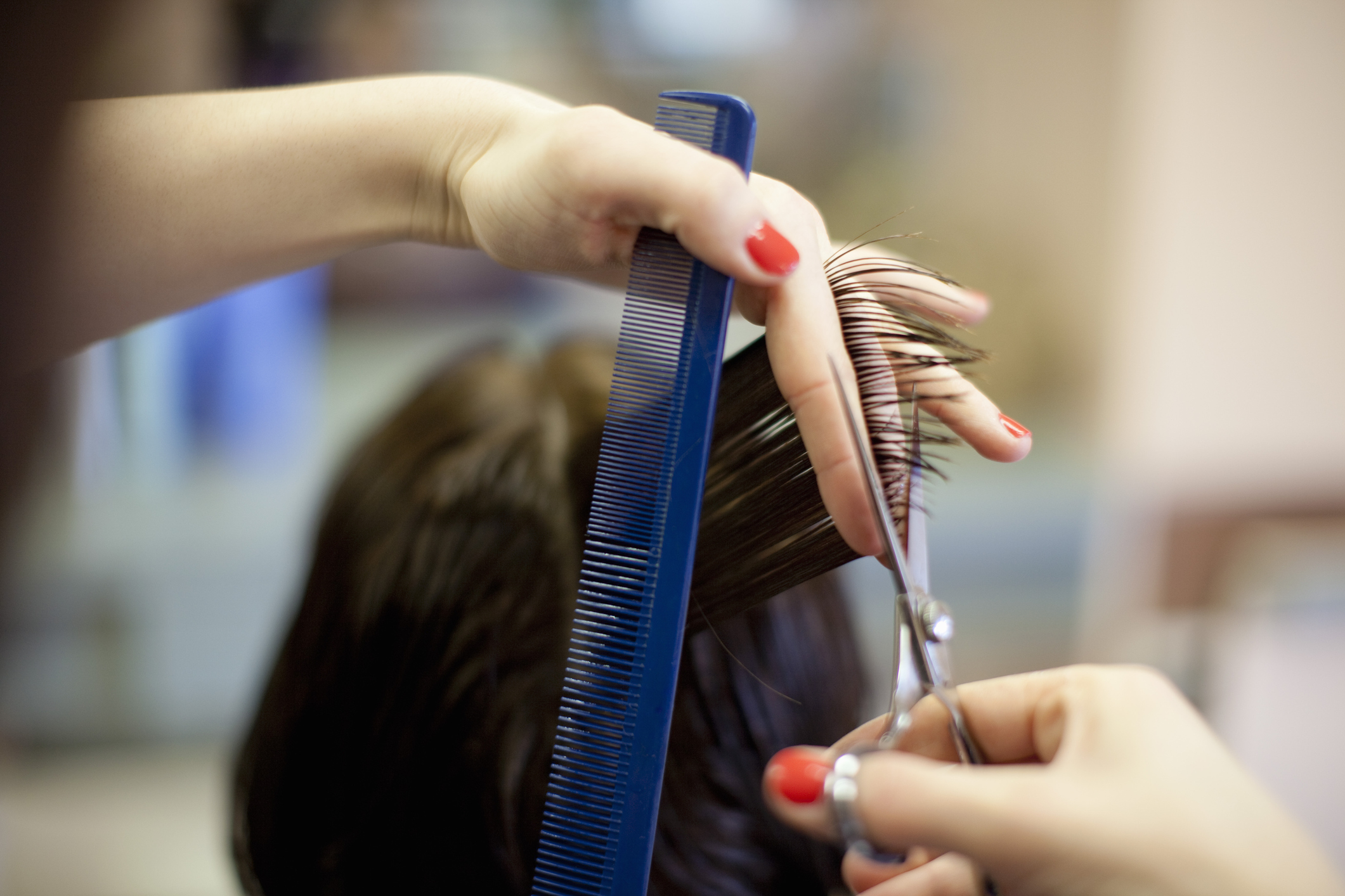 How often should you have your hair cut?