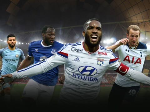Would Alexandre Lacazette be the best striker in the Premier League if he seals Arsenal transfer?