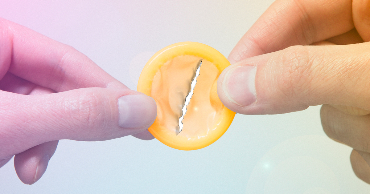 Heres What To Do If The Condom Breaks While Youre Having Sex