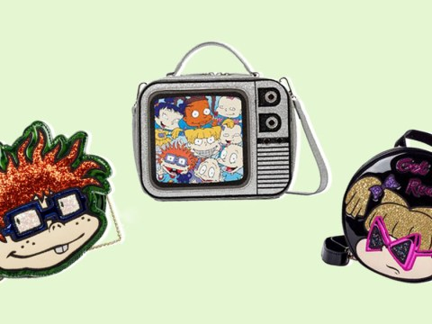 Wear your 90s nostalgia on your shoulder with these glorious Rugrats handbags