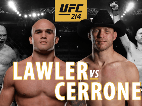UFC 214 Potential Fight of the Night: Guaranteed violence between Donald Cerrone and Robbie Lawler