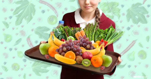 How I secured vegan free school meals for my daughter