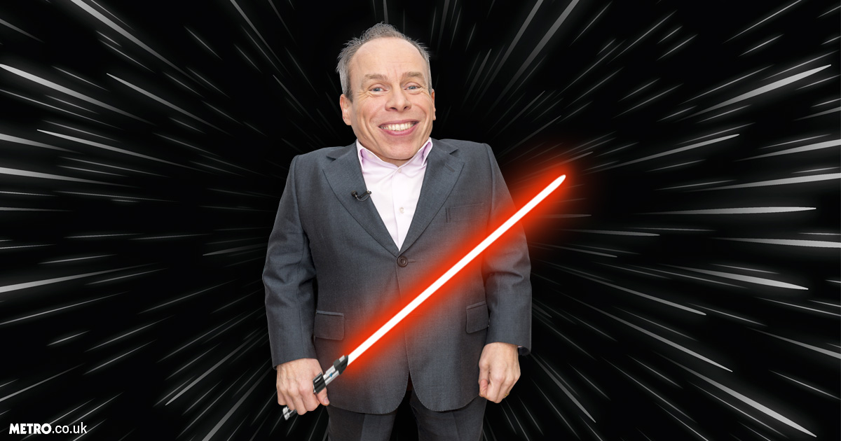 Who could Warwick Davis be playing in the new Han Solo film?