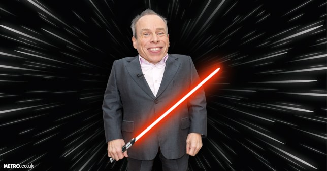 Who could Warwick Davis be playing in the new Han Solo film