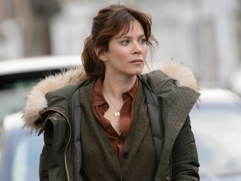 Jamie Bamber drops hints about the 'freaky' second series of Anna Friel drama Marcella