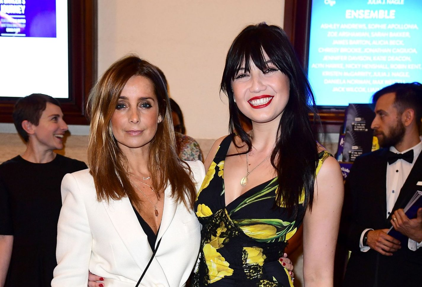Louise Redknapp admits marriage to Jamie ended when Daisy Lowe convinced her she was 'sexy'