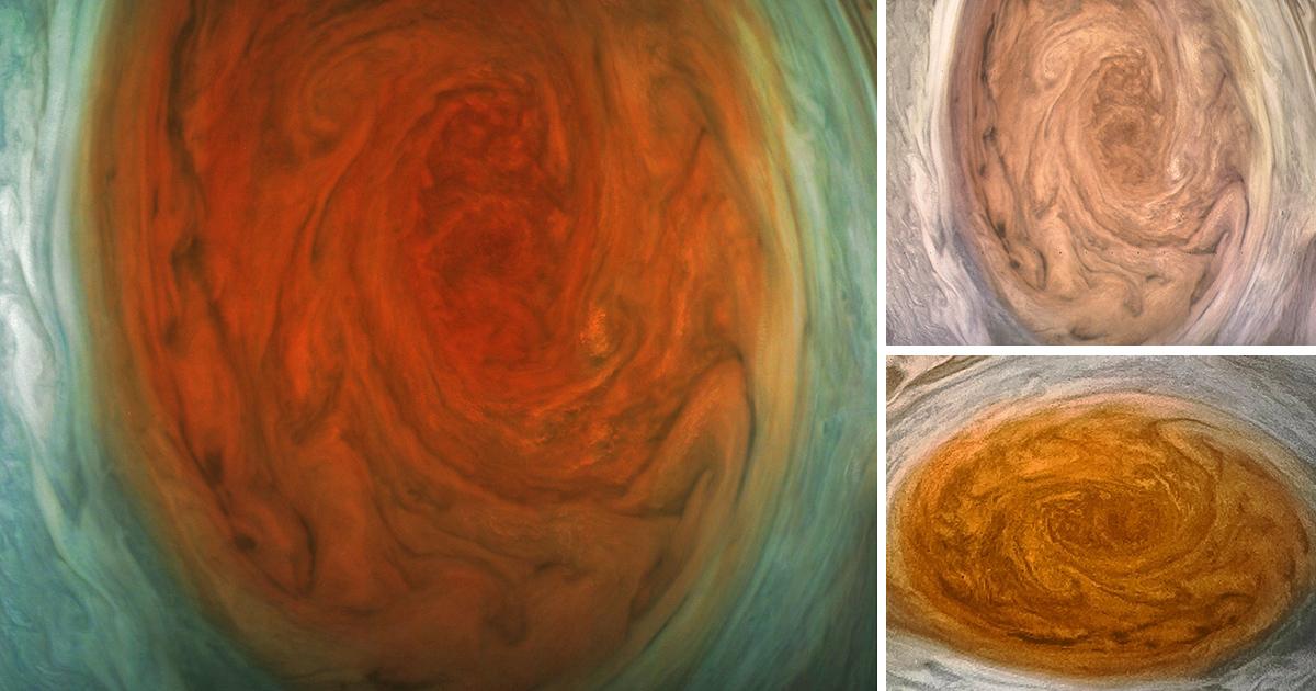 PLANET JUPITER ` red spot head on (solar system) ~ Mirror ... |Solar System Jupiter Red Spot