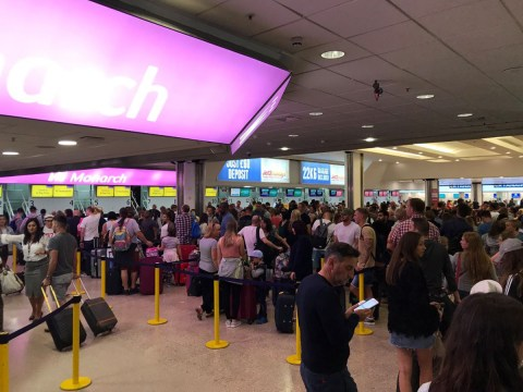 Staff sickness causes chaos for holidaymakers at Birmingham Airport