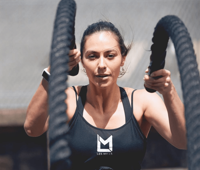 A Les Mills HIIT expert whether you should work out on an
