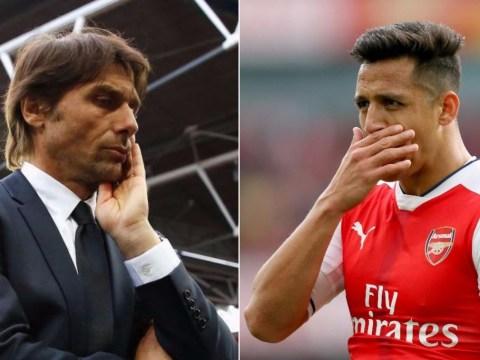 Chelsea transfer target Antonio Rudiger 'often wore' Alexis Sanchez's Arsenal shirt
