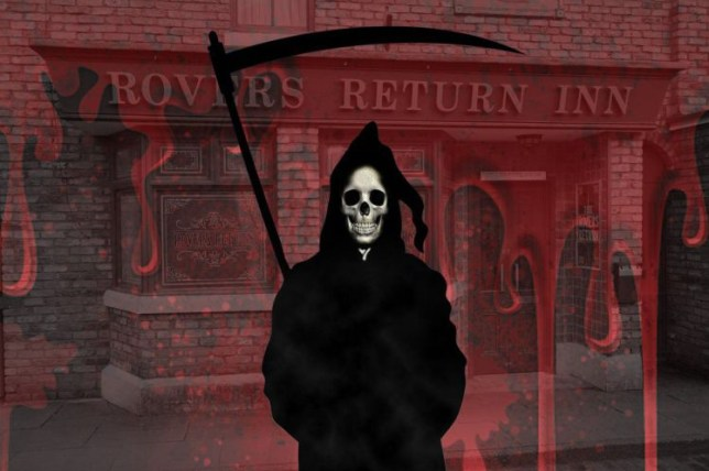 Who will die in Coronation Street