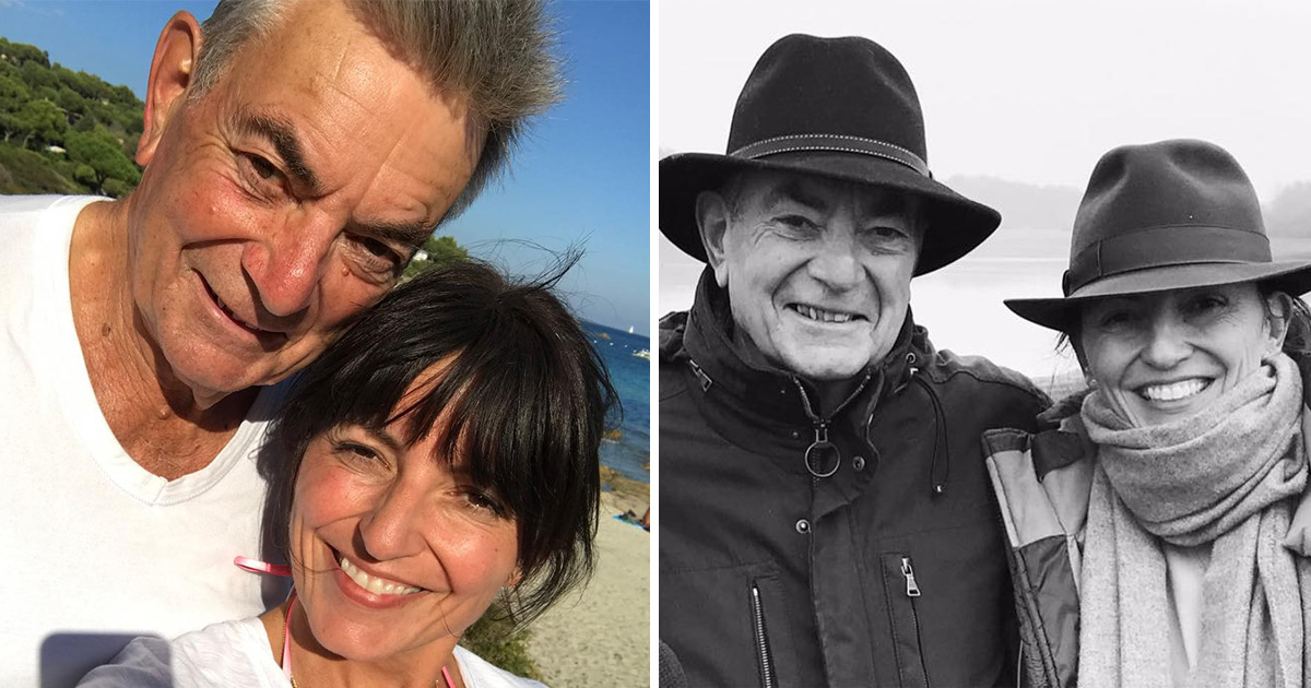 Davina McCall talks candidly about her father Andrew's fight with Alzheimer's: 'He might need me more'