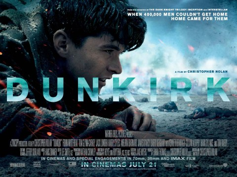 Competition: Win a pair of tickets to the world premiere of Dunkirk