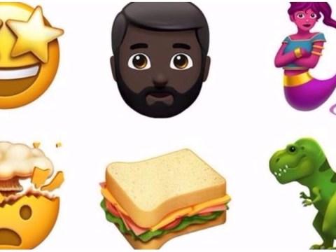 Apple's new set of emojis include a harrowing head explosion guy