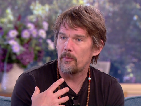 Ethan Hawke says actors don't take supporting roles 'because of their egos'