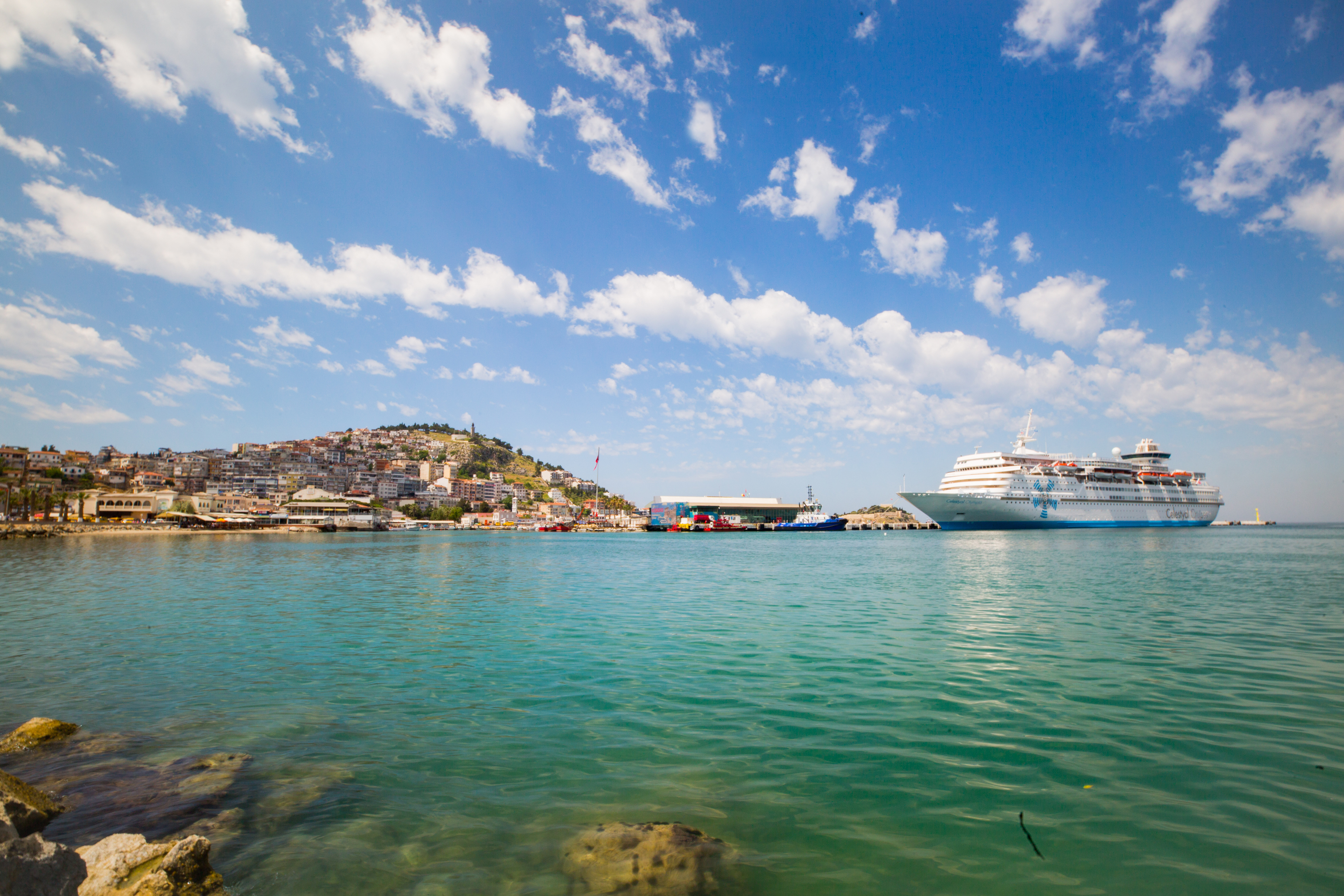 Your next long weekend break should be a Greek cruise. Yes, really