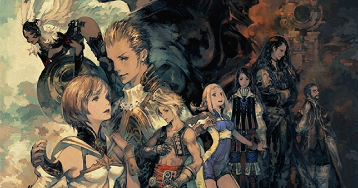 Games review: Final Fantasy XII The Zodiac Age is a