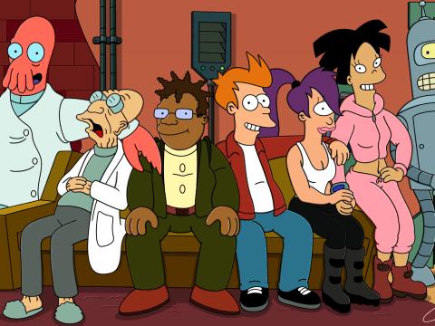 Futurama will return in a 'different avenue' according to co-creator