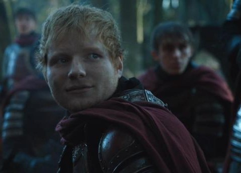 Why was Ed Sheeran in Game of Thrones?