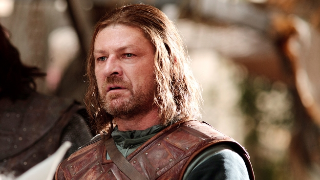 Sean Bean finally reveals Ned Stark's final words in Game of Thrones