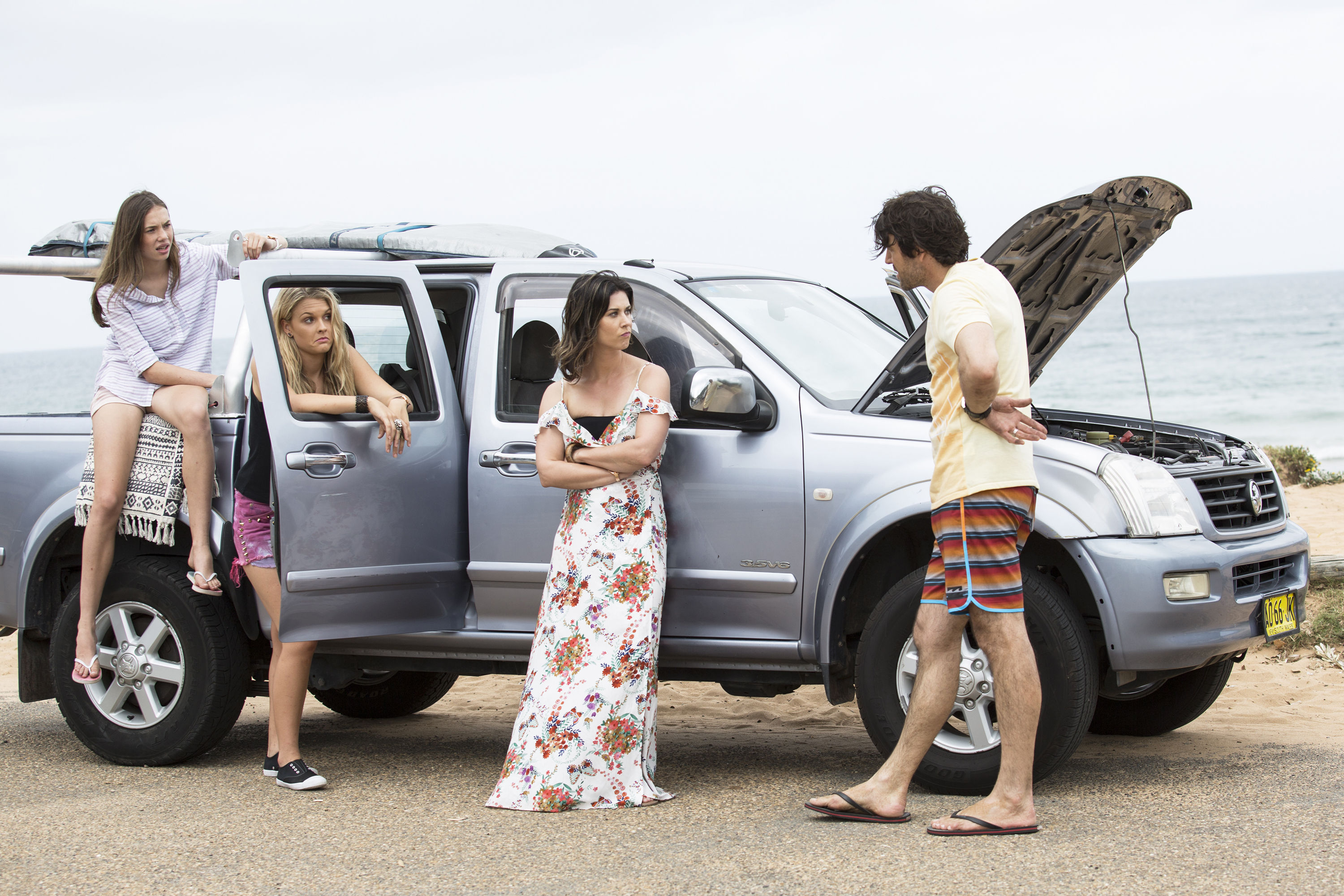 A shocking punch and a new family: 8 big Home and Away spoilers revealed