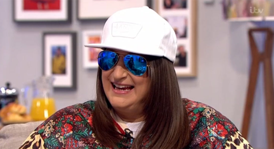 Honey G says it 'wasn't the right time' for her to come out during X Factor