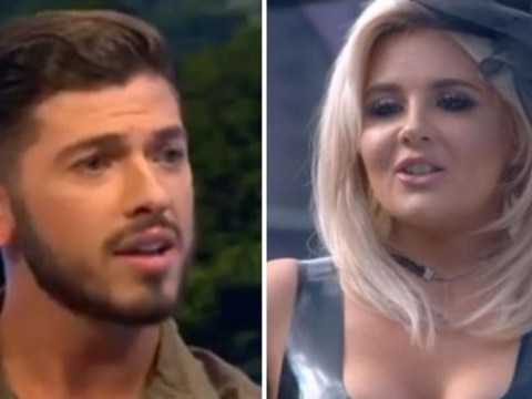 Kieran Lee admits he had sex with Rebecca Jane two hours before they went into the Big Brother house