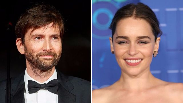 David Tennant and Emilia Clarke have signed up for Thunderbirds Are Go