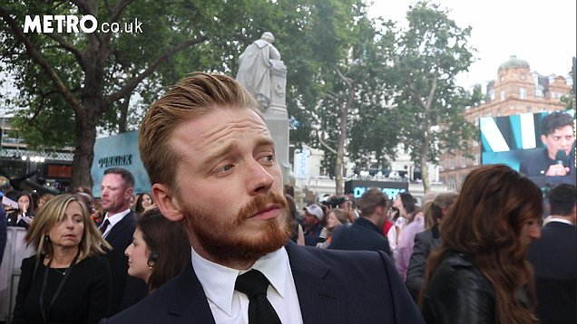 Dunkirk's Jack Lowden on playing Morrissey and whether he'll approve biopic England Is Mine