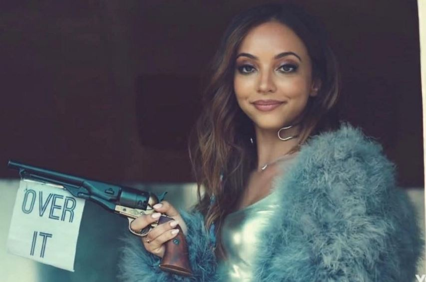 Jade Thirlwall gets sassy with 'over it' Instagram snap as she loses Jasmine role in Aladdin live-action remake
