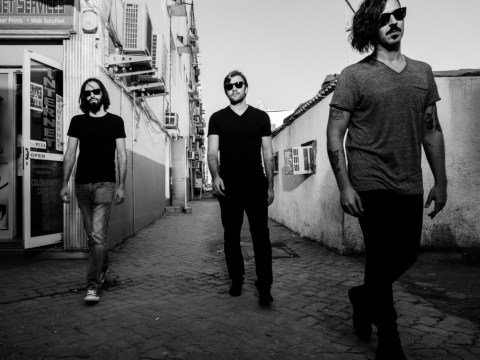New band from Dubai Jay Wud making serious shockwaves in the metal scene