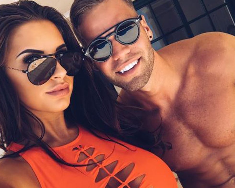 Love Island's Jess Shears and Dom Lever