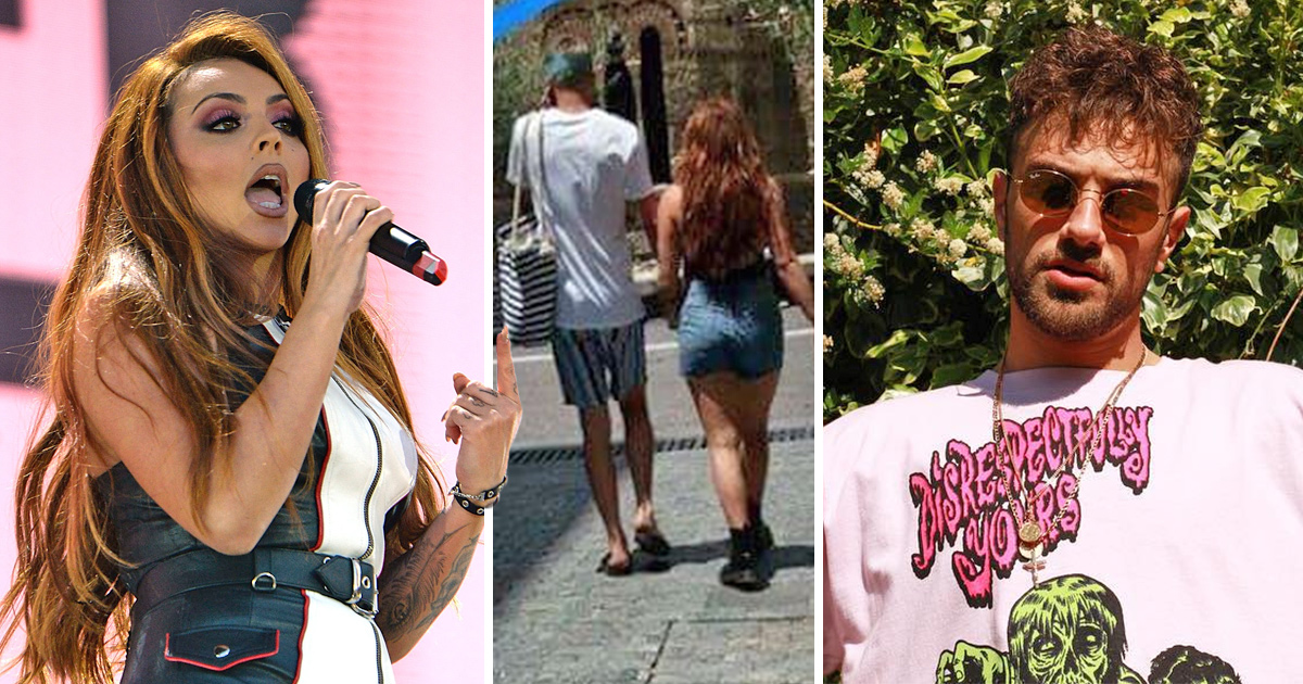 Little Mix's Jesy Nelson has new boyfriend Harry James and we're all rooting for them