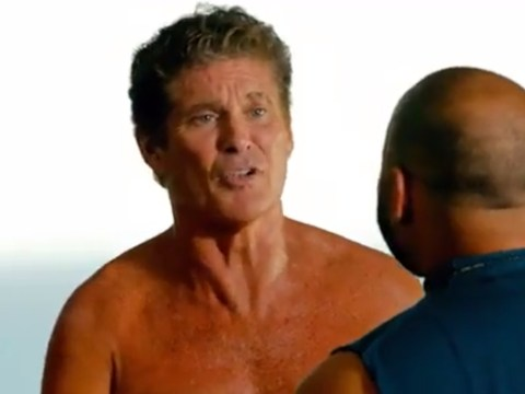 It's time to off The Hoff in this first trailer for comedy Killing Hasselhoff